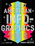 The best American infographics 2016 / introduction by Robert Krulwich ; edited by Gareth Cook