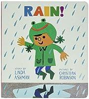 Rain! (Board Book) de Linda Ashman