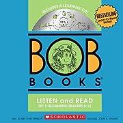 BOB Books Set 1 Bind-up: Books #9-12 CD af…