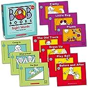 Bob Books: Sight Words, 1st Grade de Lynn…