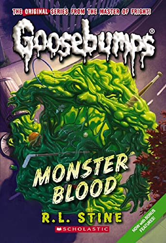 Goosebumps: Monster Blood by R.L. Stine