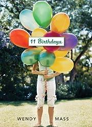 11 Birthdays av Wendy Mass