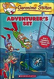 Geronimo Stilton Adventurer's Boxed Set por…