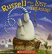 Russell and the Lost Treasure af Rob Scotton