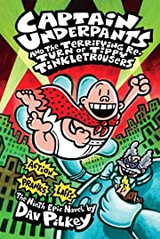 Captain Underpants and the Terrifying Return…