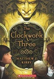 The Clockwork Three – tekijä: Matthew J.…