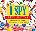 I Spy Little Toys by Jean Marzollo