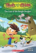 The Case of the Beagle Burglar by Nancy Krulik