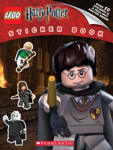 Lego Harry Potter Sticker Book