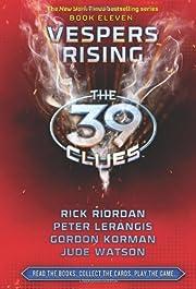 Vespers rising av Rick Riordan