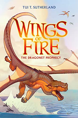 The Dragonet Prophecy by Tui Sutherland
