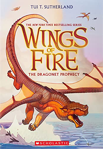 Wings of Fire by Tui T. Sutherland
