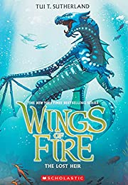 The Lost Heir (Wings of Fire #2) (2) por Tui…