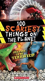 100 Scariest Things on the Planet af Anna…