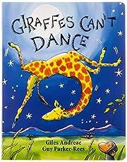 Giraffes Can't Dance de Giles Andreae