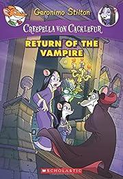 Creepella von Cacklefur #4: Return of the…