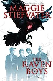 The Raven Boys av Maggie Stiefvater