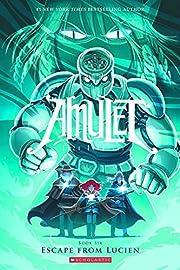 Escape From Lucien (Amulet #6) (6) por Kazu…
