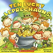 Ten Lucky Leprechauns por Kathryn Heling