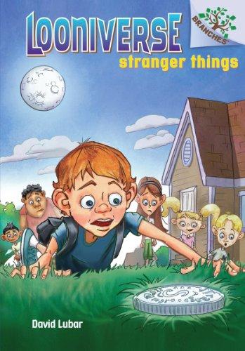 Stranger Things by David Lubar