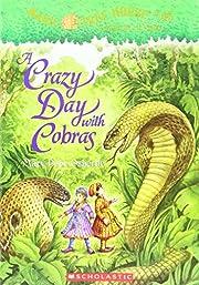 A Crazy Day with Cobras av Mary Pope Osborne