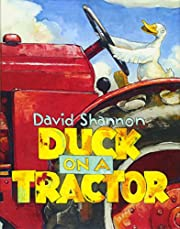 Duck on a Tractor af David Shannon