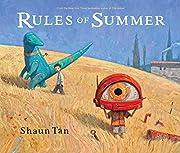 Rules of Summer de Shaun Tan