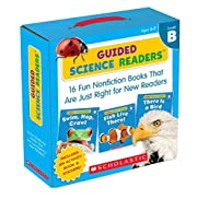 Guided Science Readers Parent Pack: Level B:…