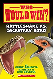 Rattlesnake vs. Secretary Bird (Who Would…