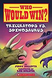 Who Would Win? Triceratops vs. Spinosaurus…