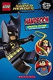 LEGO DC comics super heroes handbook