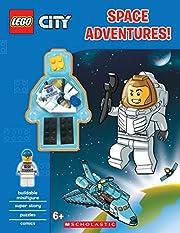 Space Adventures! (LEGO City: Activity Book…
