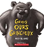 Gros ours grincheux