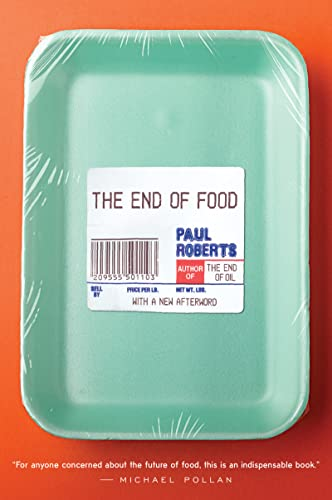 The End of Food, Roberts, Paul