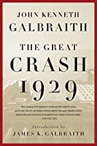 The Great Crash 1929 by John Kenneth…