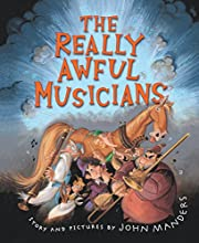 The Really Awful Musicians de John Manders