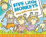 Five Little Monkeys Play Hide and Seek (A…