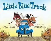 Little Blue Truck big book – tekijä:…