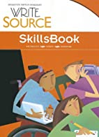 Write Source: SkillsBook Student Edition…