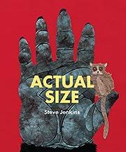 Actual Size av Steve Jenkins