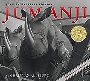 Jumanji 30th Anniversary Edition av Chris…
