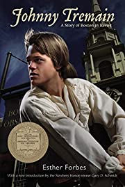 Johnny Tremain av Esther Hoskins Forbes