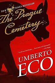 The Prague Cemetery av Umberto Eco