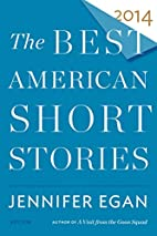 The Best American Short Stories 2014 by…