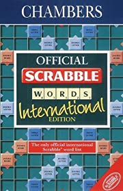 Chambers Official Scrabble Words…
