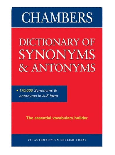 Dictionary of antonyms and synonyms / Prensa hidraulicas