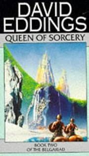 Queen of sorcery de David Eddings