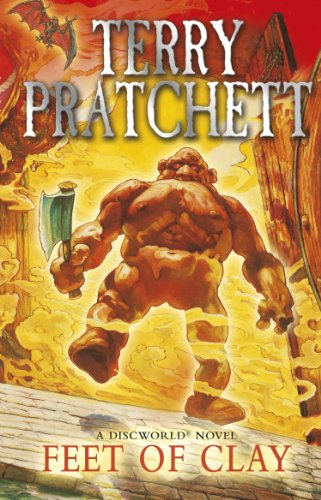 Feet of Clay (Discworld, #19) - Terry Pratchett