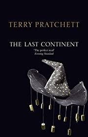 The Last Continent (Discworld Novels) –…