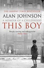 This boy de Alan Johnson